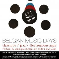 Belgian Music Days Mons 2020